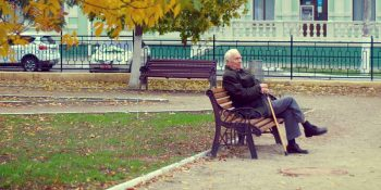 Upadki seniorów