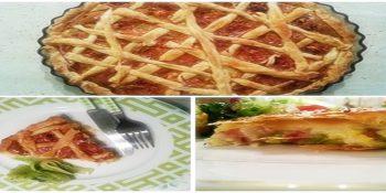 Wytworne francuskie danie