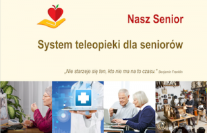 Katalog systemu teleopieka Nasz Senior