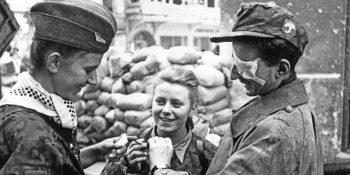 Kartki dla Powstańców Warszawskich