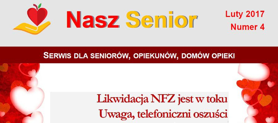 NaszSenior - luty 2017