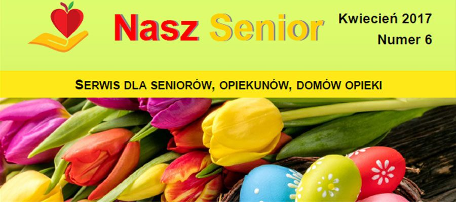 NaszSenior - miesiecznik dla seniorow - numer 2017/04