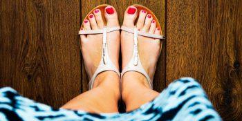 Czas na sandały