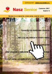 Nasz Senior - czasopismo dla seniorow