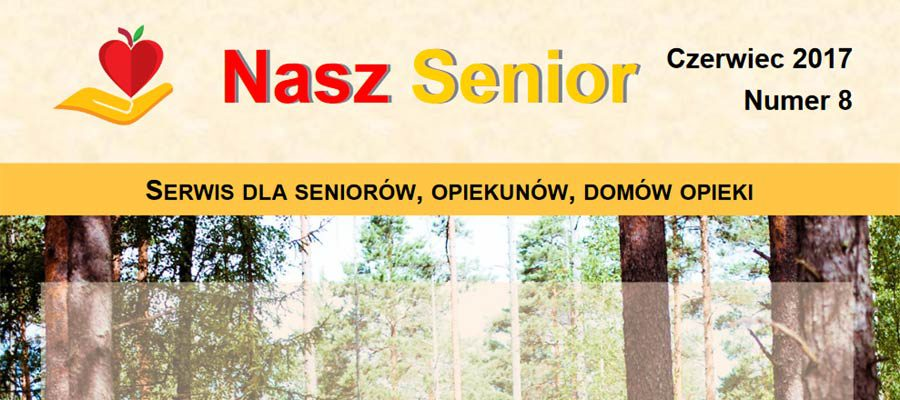 Nasz Senior - numer - czarwiec 2017