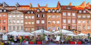Spacery po Warszawie dla seniorów