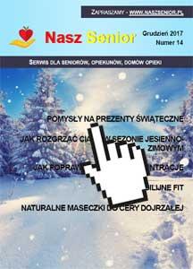 Miesięcznik NaszSenior numer 12/2017