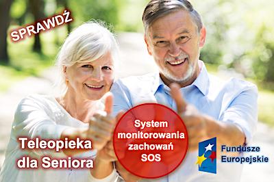 System teleopieki dla seniora