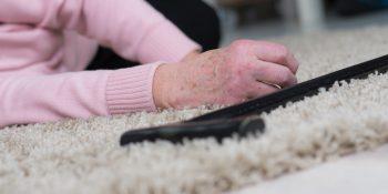 Senior teleopieka udar wylew przytomność