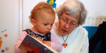 Kontakt z dziećmi przedłuża życie seniorów