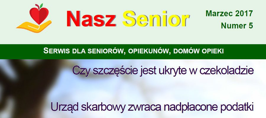 Nasz Senior - Numer narzec 2017