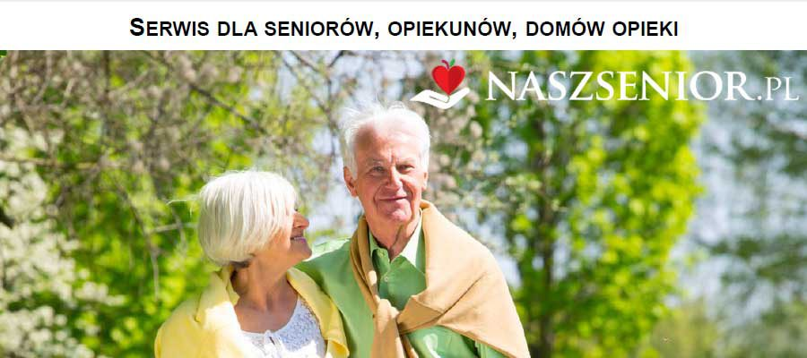 Nasz Senior - miesięcznik dla seniorów - numer 05/2017
