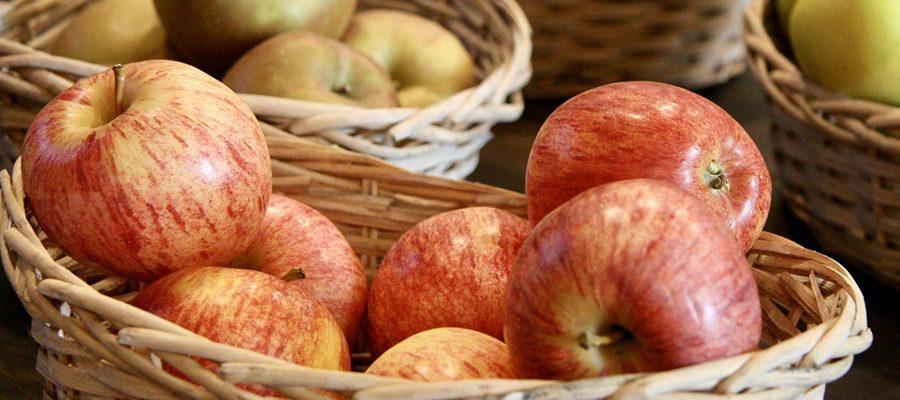 Prozdrowotne właściwości jabłek