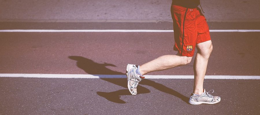 Seniorzy biegną po zdrowie
