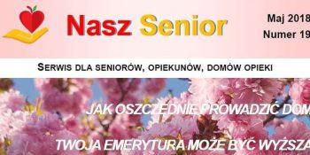 Nasz Senior Maj 2018