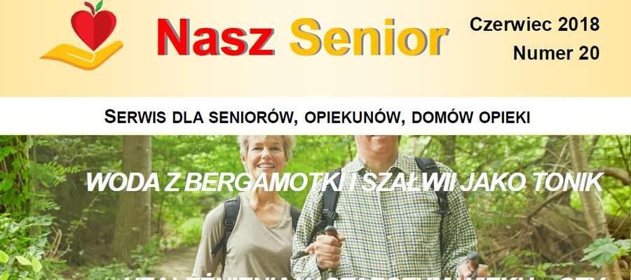 Nasz Senior Czerwiec 2018