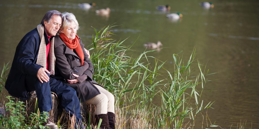 Bezpieczny wypoczynek nad jeziorem