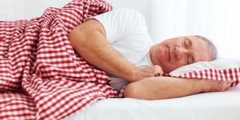 Odpowiednia dawka snu dla seniora