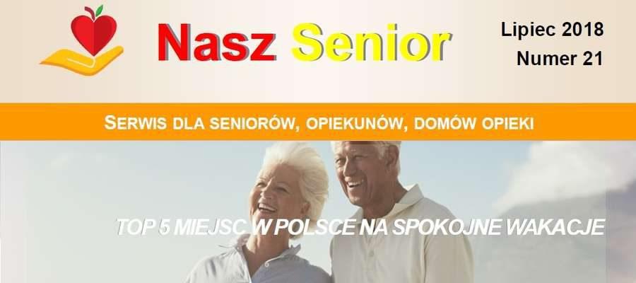 Nasz Senior Lipiec 2018