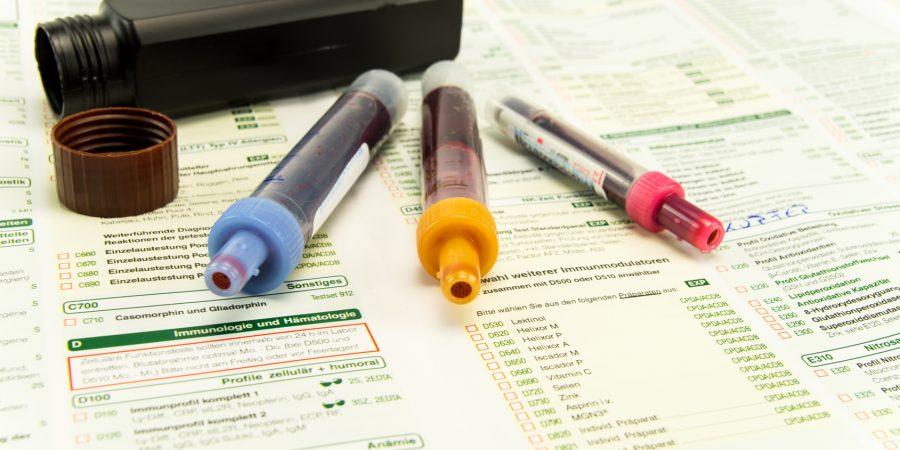 Badanie poziomu witamin u osób starszych