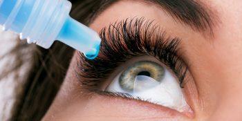 Prawidłowe stosowanie leków ocznych