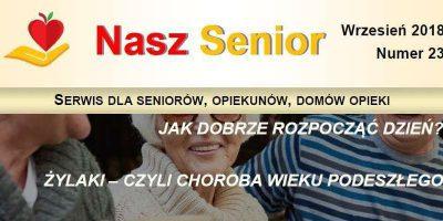 Nasz Senior wrzesień 2018
