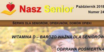 Nasz Senior Październik 2018