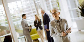 Senior-przedsiębiorca, czyli na sukces nigdy nie jest za późno