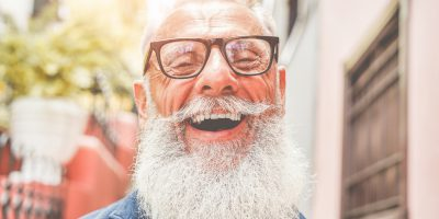 Pozytywne aspekty starości