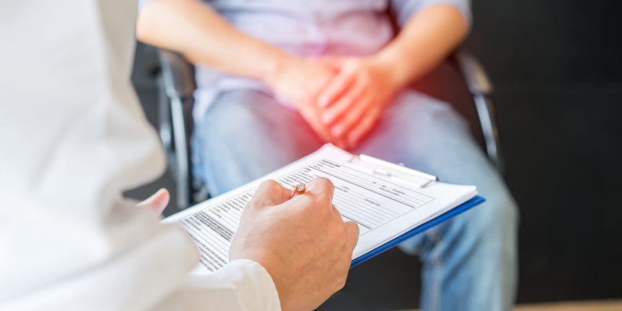 prostata częstomocz problemy z rozpoczęciem
