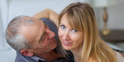 Ryzykowne przygody seksualne seniorów