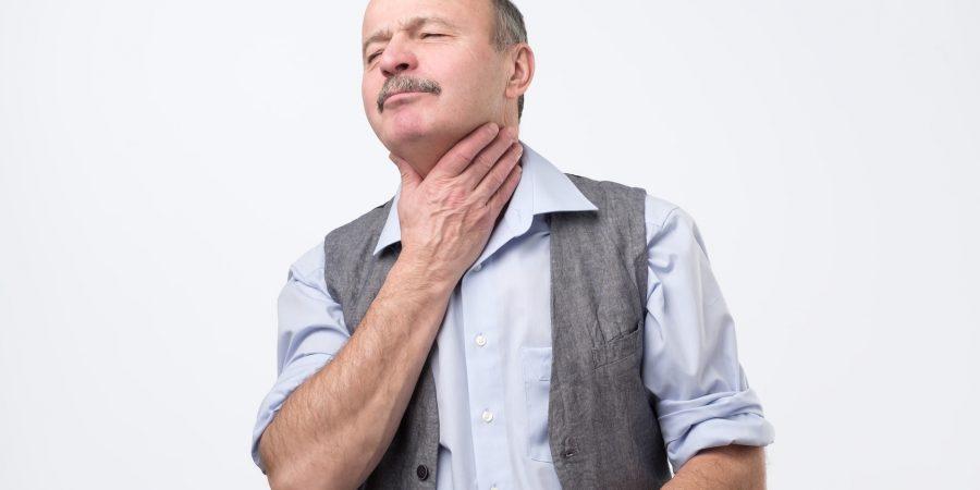 Dysfagia, czyli zaburzone połykanie – co to za choroba