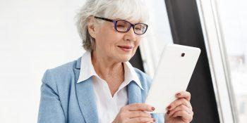 Raport na temat aktywności seniorów w sieci