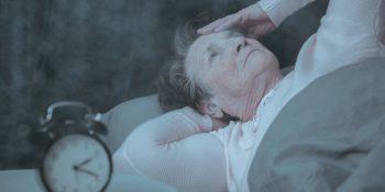 Zaburzenia snu - składowa obrazu klinicznego choroby Alzheimera