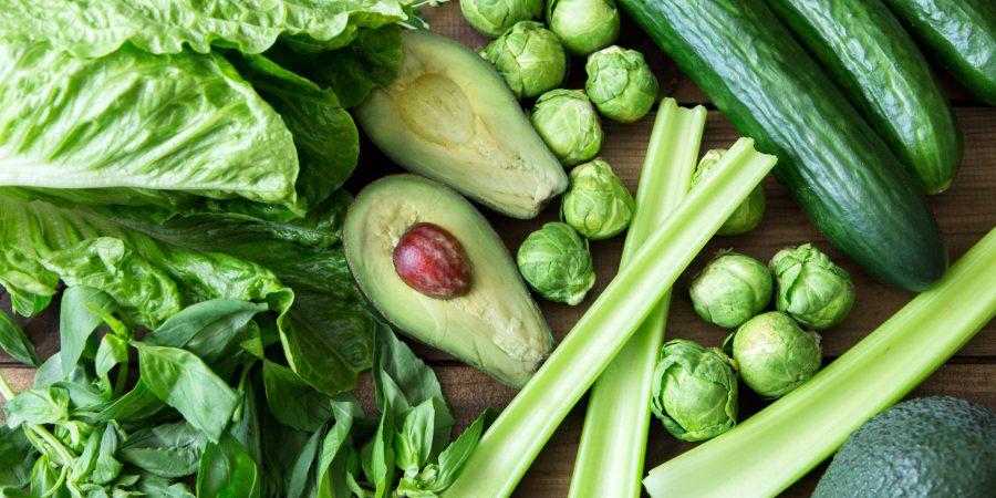 Kwas foliowy w diecie osoby starszej