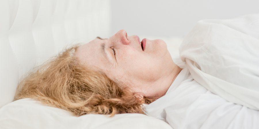 Obturacyjny bezdech senny