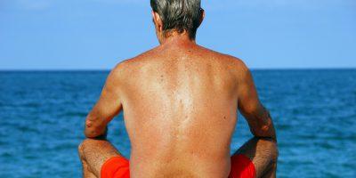 Bezpieczne opalanie dla seniora