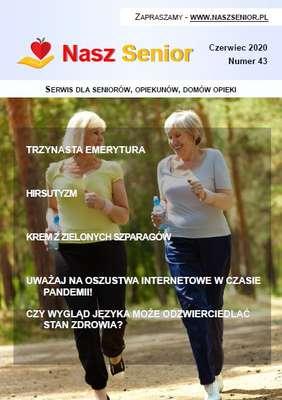 Nasz Senior – Czerwiec 2020