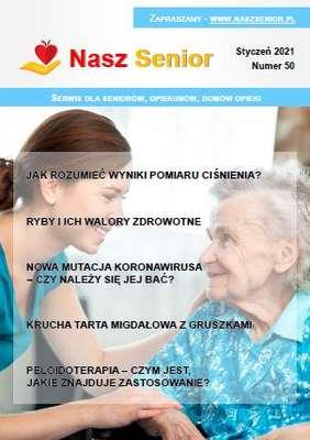 Nasz Senior – Styczeń 2021